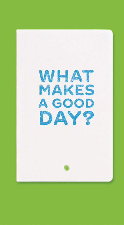 a good day notebook