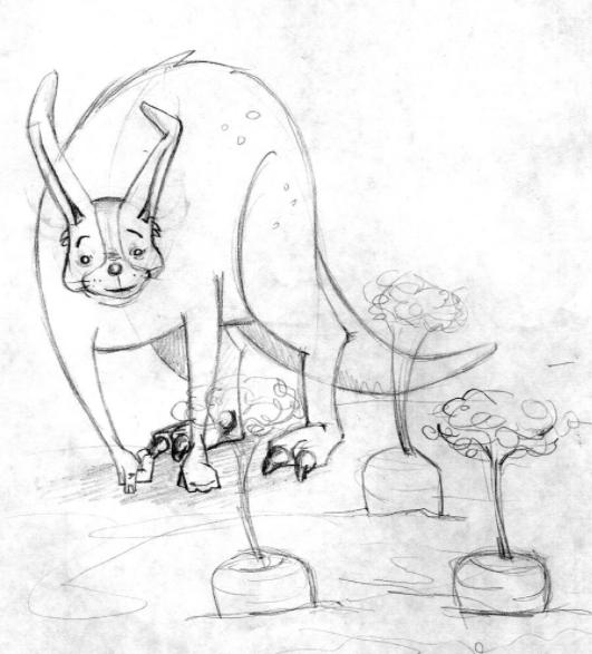 Mutant Bunny